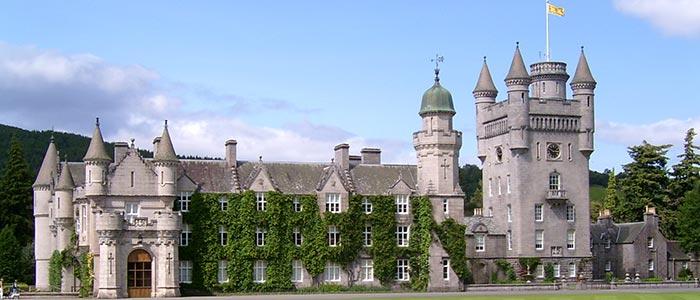 Balmoral Castle Castle