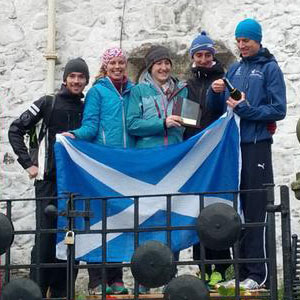 Scotland SHI Sprint winners 2014